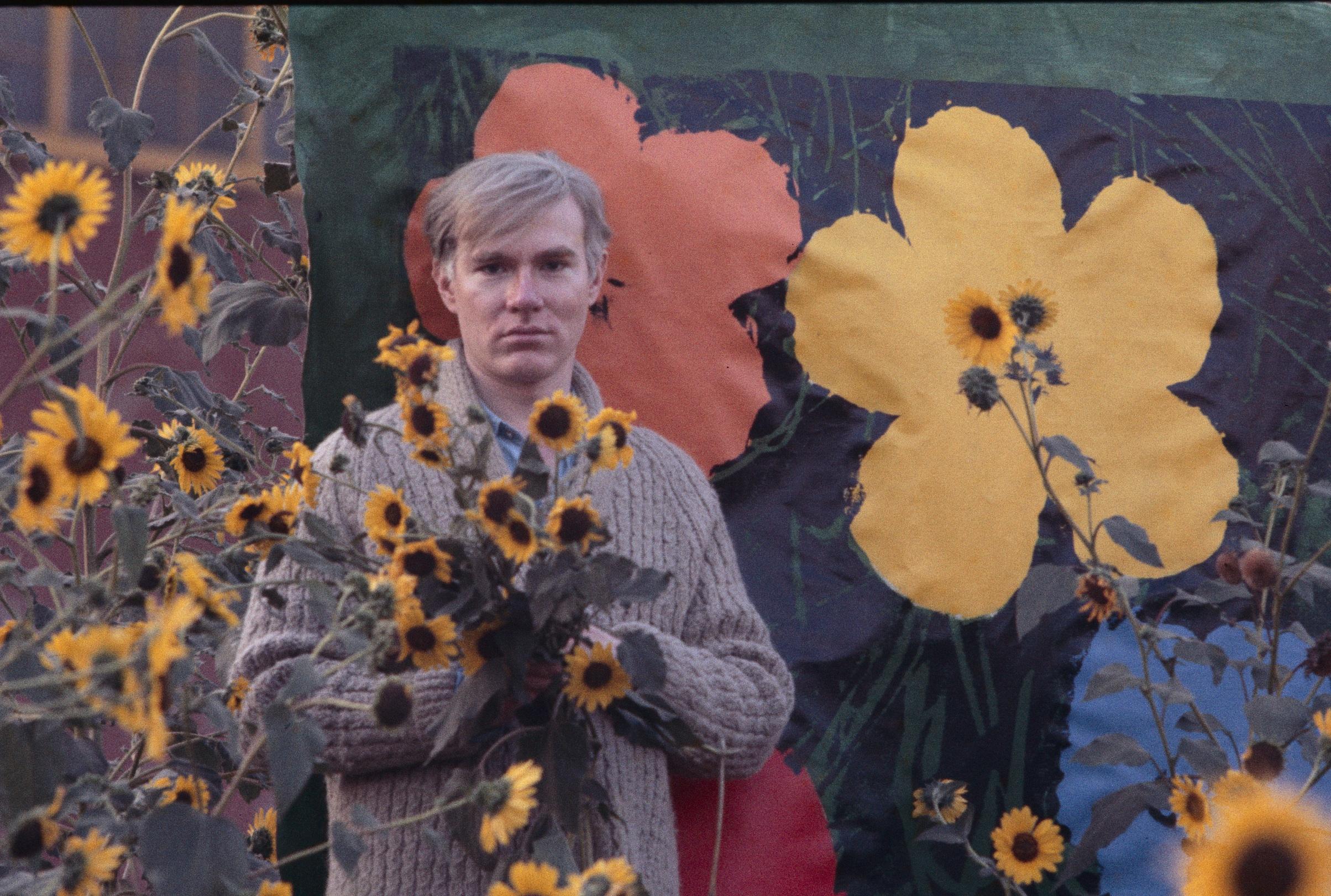 Warhol Flowers II