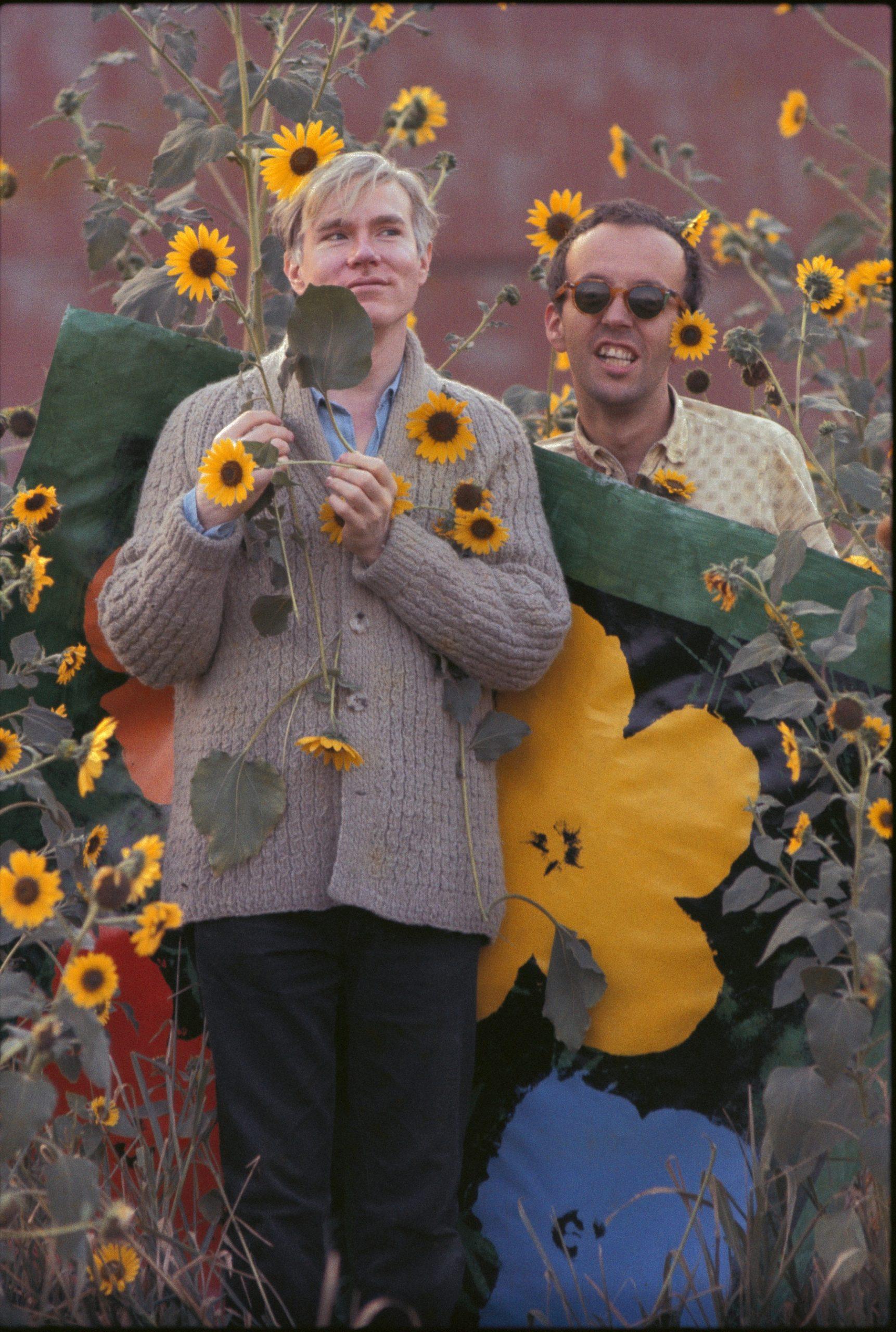 Warhol Flowers VII