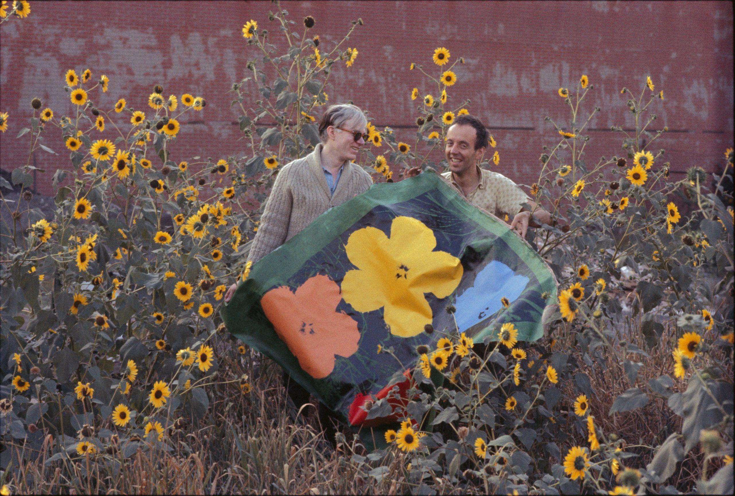 Warhol Flowers VIII