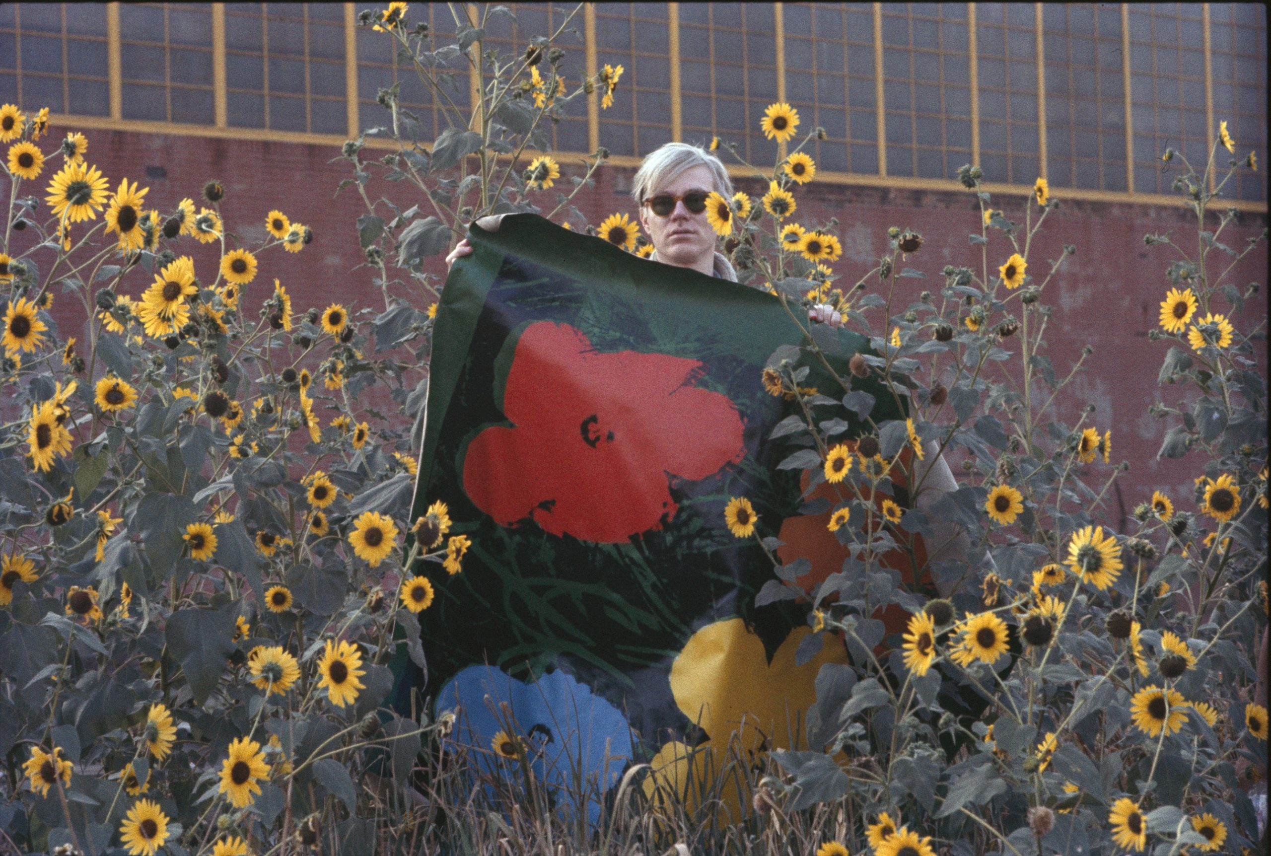 Warhol Flowers X