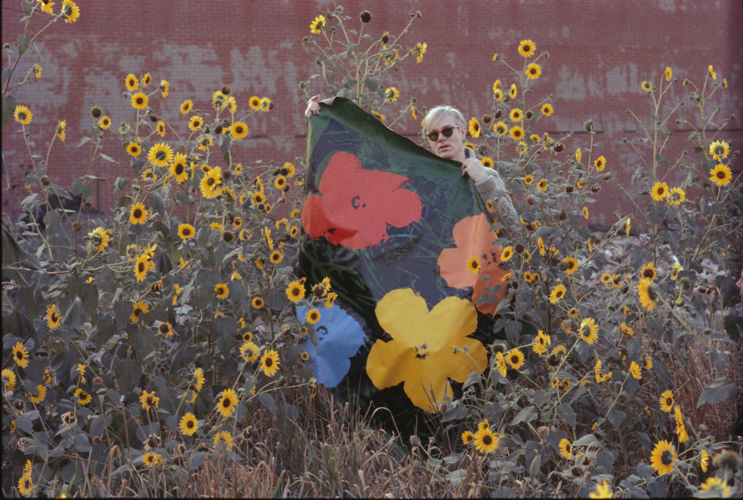 Warhol Flowers XII