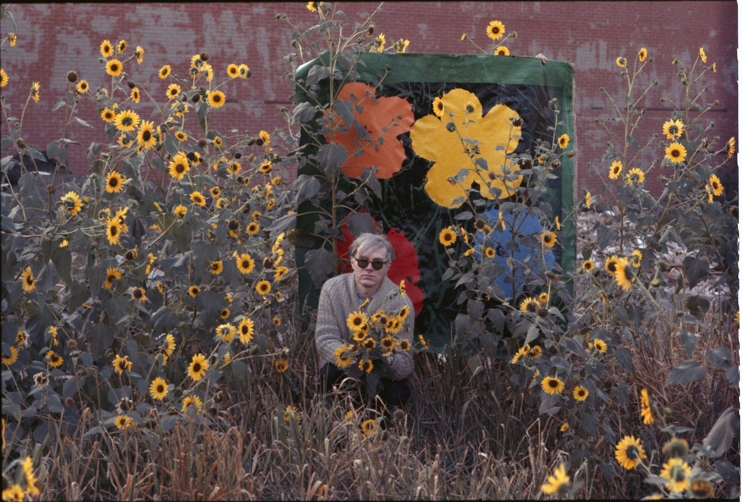 Warhol Flowers Xlll