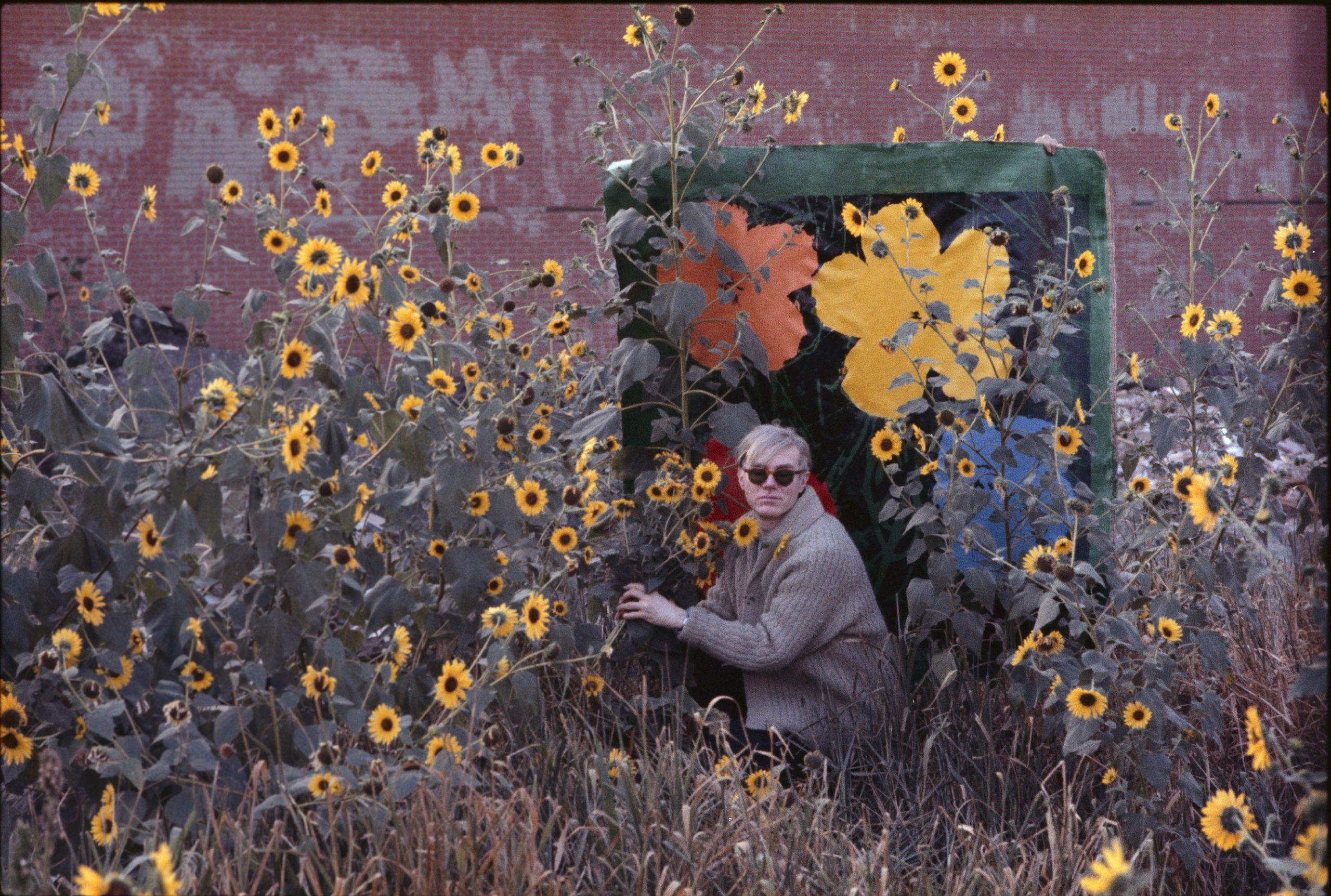 Warhol Flowers XXI