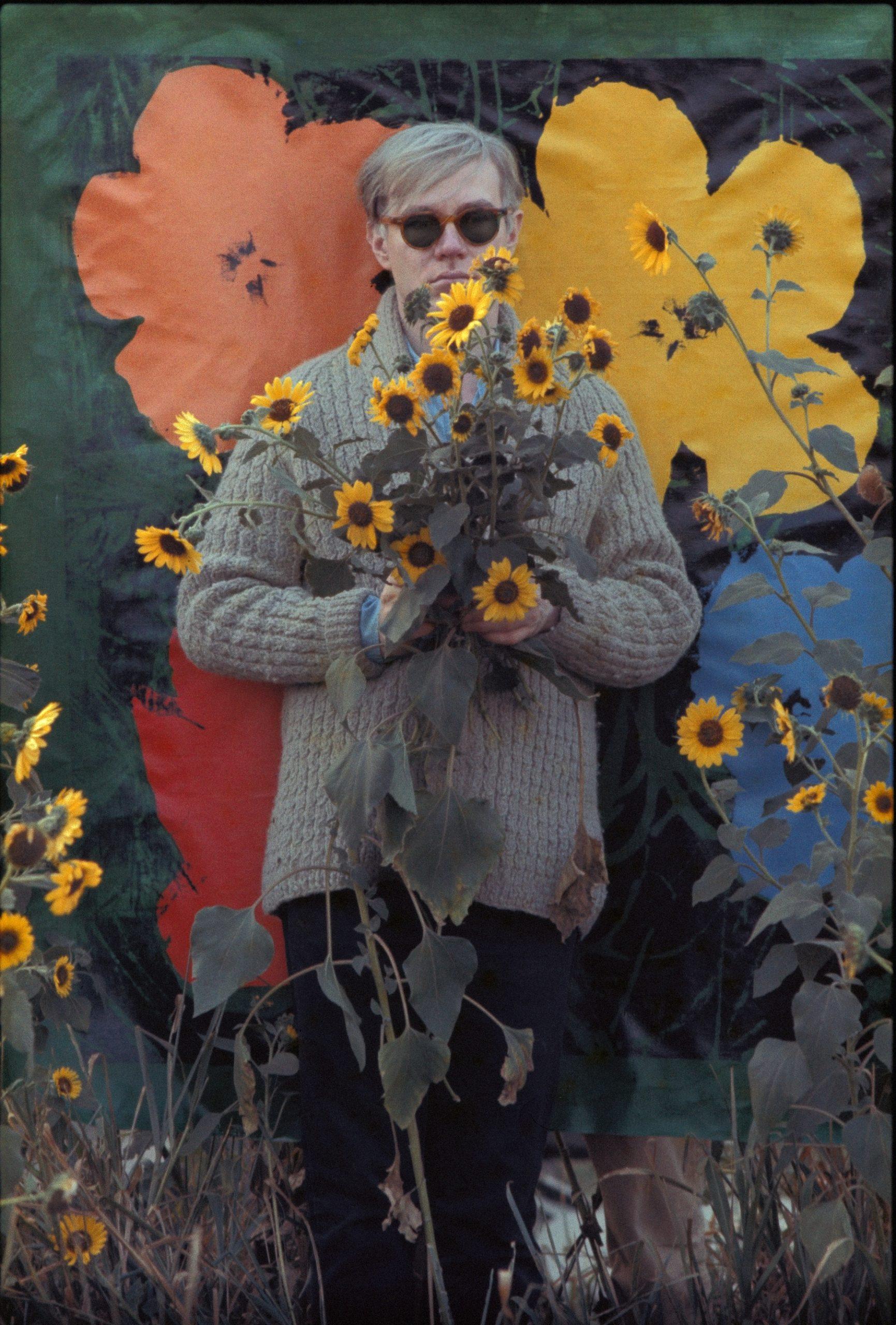 Warhol Flowers XXll
