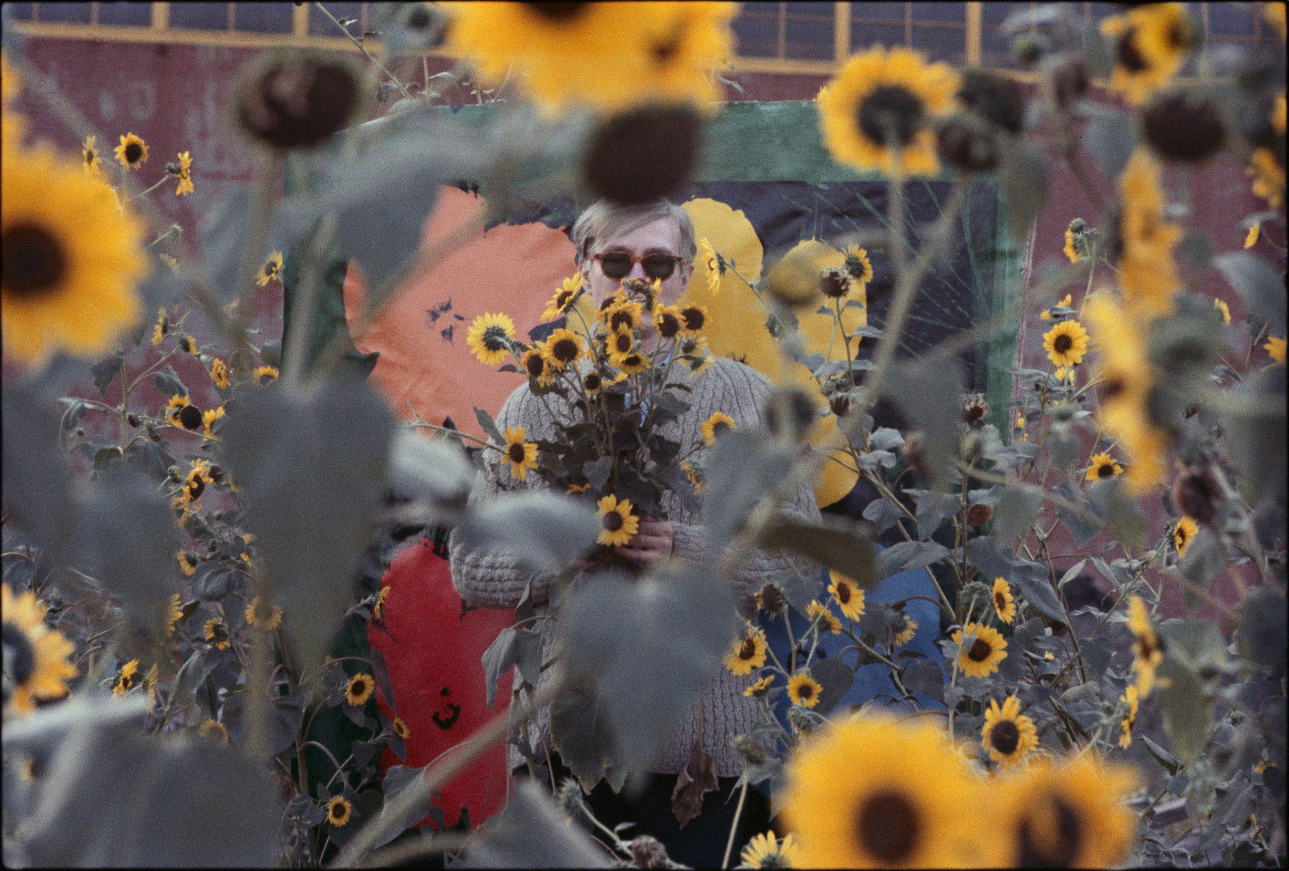 Warhol Flowers XVI