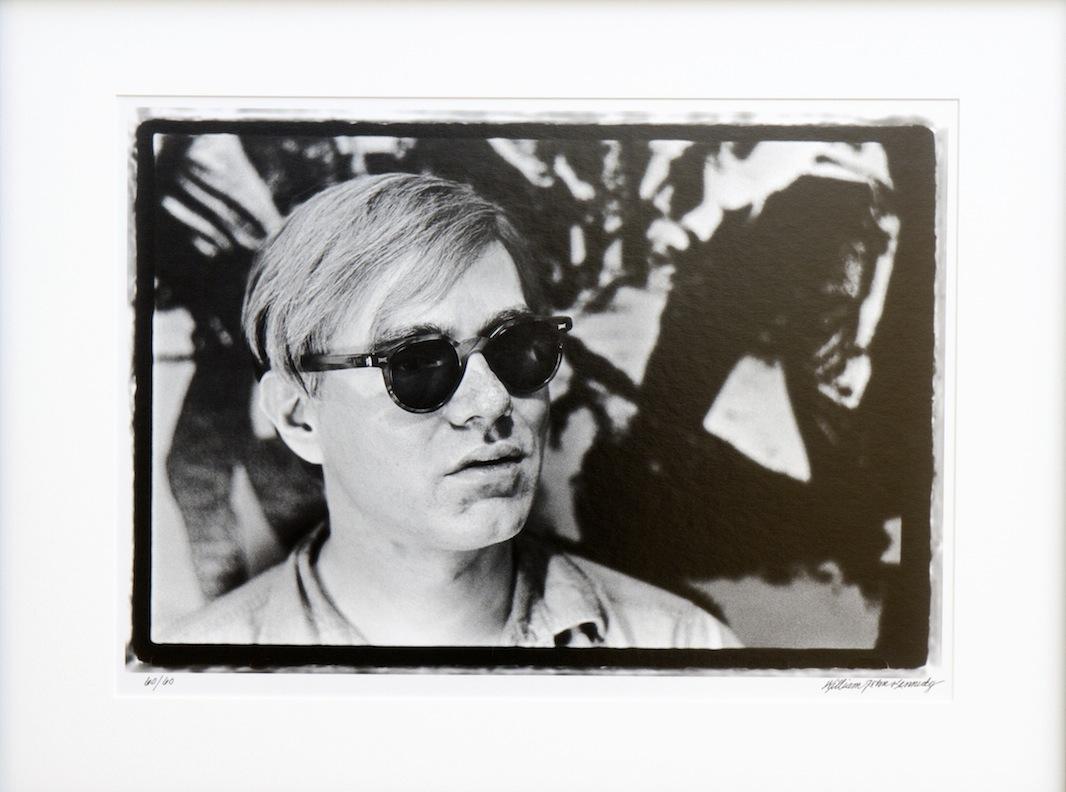 Close Up Andy Warhol